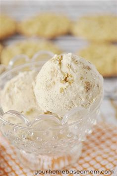 Great Ice Cream Flavor! > Cinnamon and Oatmeal Cookie Ice Cream