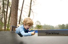 Slack Line!!! Awesome Gifts For Boys – JessicaLynette.com