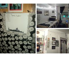More Dorm Ideas http://www.collegefashion.net/dorm-room/dormspiration-3-more-gorgeous-dorms-from-coast-to-coast/