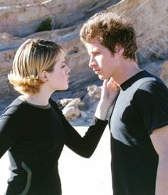 Michael & Maria - Roswell