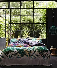 Bedroom sanctuary.