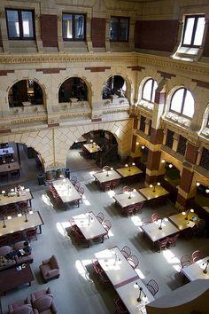 Fisher Fine Arts Library, University of Pennsylvania ~j
