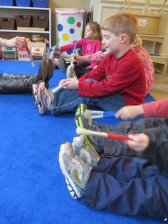 Ten Tips for Circletime in the Preschool Classroom by Teach Preschool - This is excellent for rethinking your approach to the weekly lesson.