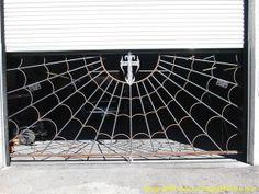 Counts Kustoms Garage Door
