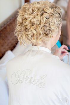 #Hairstyle | See the wedding on SMP: http://www.StyleMePretty.com/destination-weddings/2014/02/10/riviera-maya-wedding-at-azul-sensatori/ M&J Photography