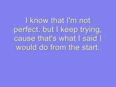 Perfect - Hedley