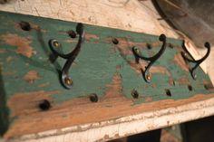 vintage hooks available Sept 19-21, 2014 at www.chartreuseandco.com/tagsale, #hooks, #salvaged