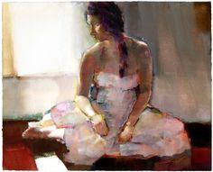 Jeannie McGuire.   Watercolor