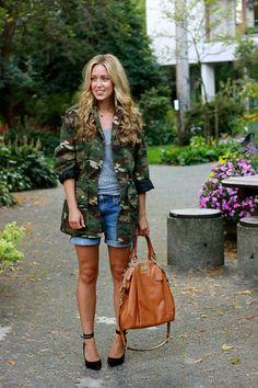 a fashion love affair: Camo.