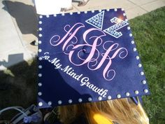 Graduation Hats On Pinterest Decorated Caps