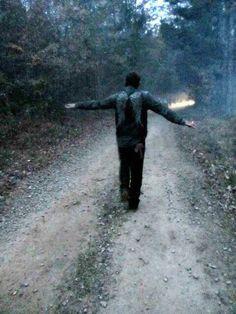 Daryl Dixon angel wing vest.