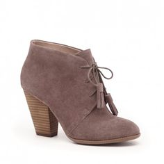 FALLing for these booties