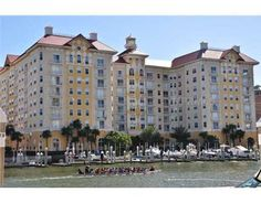 Parkcrest located on Harbour Island, Tampa - offering fantastic city views!