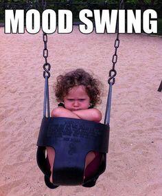 Mood swing - ha! #puns #funny #words #English