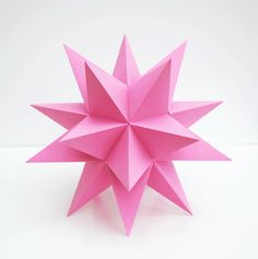 Stellated dodecahedron tutorial