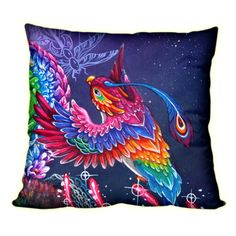 """""""The Rise of Sachamama excerpt"""" Jessica Perlstein Double Sided Pillow"""