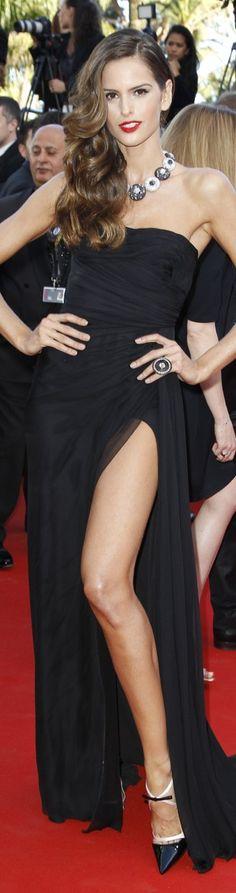 Izabel Goulart...2013 Cannes Film Festival
