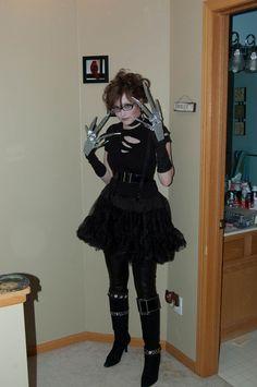 edward scissorhands costume edward scissorhand, scissorhand costum, parti costum, 2013 costum, halloween costum