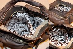 Definitely on my TO DO LIST!! diy inserts.. turn any purse into a camera bag