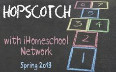 Homeschooling tips and wisdom ... so much of it all in one spot! The premiere homeschooling blog hop, a first of its kind in the homeschooling community.    Hopscotch with us April 15th -  19th / 22nd - 26th as we share another round of 280 posts ful...