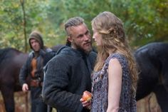 "ragnar lothbrok photos | ... Vikings' Season 2: What ""Formidable"" New Foe Will Ragnar Face"