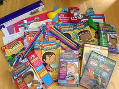 PBS Kids Summer Learning Kit #summer #pbskids