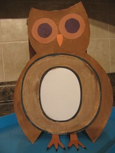 letter o crafts for preschoolers - Google Search o crafts for preschool, schools, owl crafts, o is for owl, activ, kid stuff, letter o crafts, owls, alphabet craft