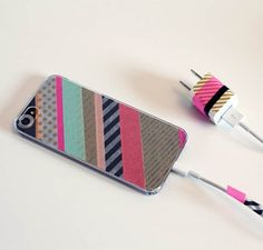 10 DIY Washi Tape Projects