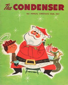 The Condenser (10th Annual Christmas Issue, 1957)