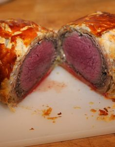 Beef Wellington Recipe ~ Tally Recipes