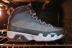 """Air Jordan 9 Retro """"Cool Grey"""" (More Photos)   KicksOnFire"""