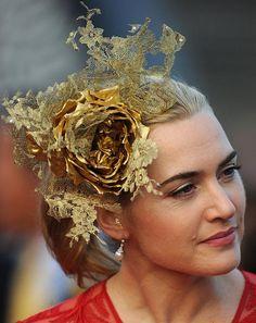 Golden rose, Kate Winslet