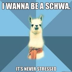 To all of my speech pathology friends...you'll get it