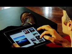 Vídeo app de Storify para Ipad http://youtu.be/gWEXwkikhMs