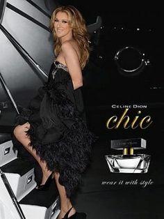 "Celine Dion ""Chic"""