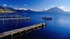 Lake Atitlán, Panajachel, Guatemala... one of my favorite places on earth!