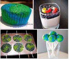 Earth Day snack ideas
