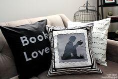 book lovers, diy crafts, gift ideas, teacher appreciation gifts, craft tutorials, circus book, pillowcas tutori, night circus, christmas gifts