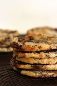chocolate chip cookies |