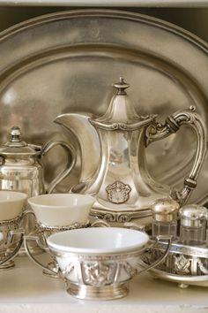 Silver Tea Time