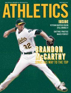2012 Issue 2: Brandon McCarthy