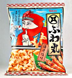 design inspirations from Kyoto: Colorful Japanese #packaging #design is some kind of snack #packaging PD