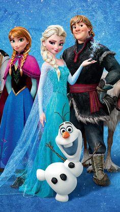 Notice Hans isn't there. frozen 2013, frozen addict, frozen cast, disney frozen