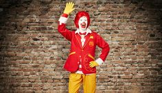 Franchise Branding: Ronald McDonald Goes With A Bowtie