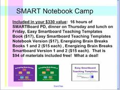 Smartboard Podcasts for teachers