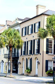 Historic Downtown Charleston