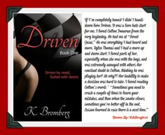 K. Bromberg - Driven (The Driven Trilogy)
