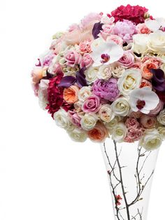 25 Stunning Wedding Centerpieces - Part 5 | bellethemagazine.com