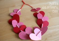 Tutorial:  Valentine Heart Leis