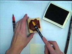 Marker Thumping Technique